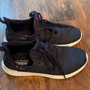 Women's cloud foam pure adidas tennis shoes